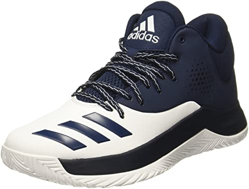59fc5b8d8ea3 Adidas Men s Court Fury 2017 Conavy Ftwwht Conavy Basketball Shoes - 10  UK India (44 1 2 EU)  Buy Online at Low Prices in India - Amazon.in