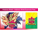 Pokémon Shield + Pokémon Shield Expansion Pass - [Switch Digital Code]