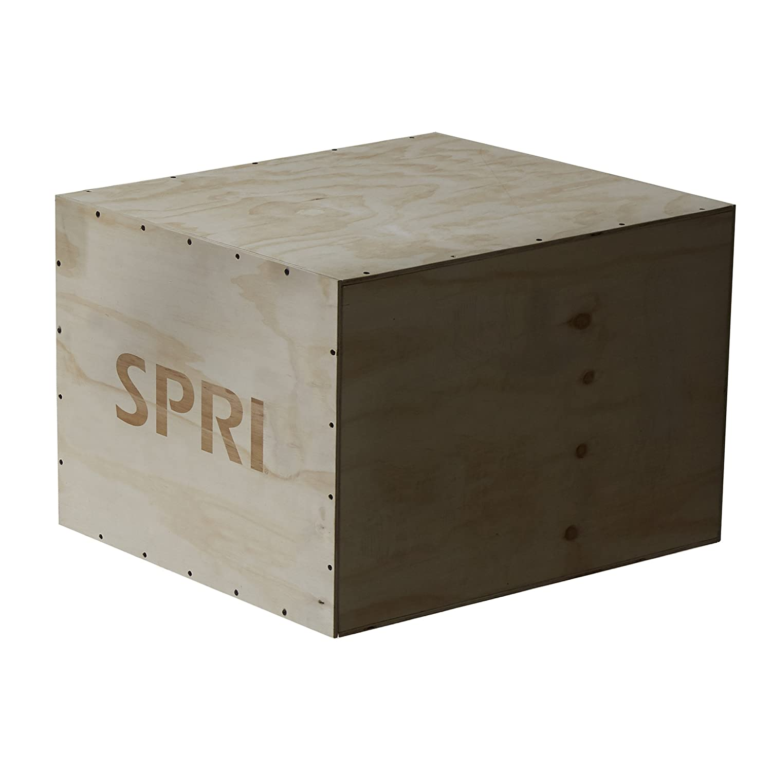 SPRI Wooden Plyo Box