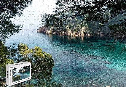 Amazon.com: Puzzle de 1000 piezas – España Girona Sea Bay ...