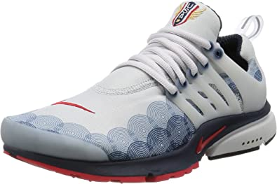 Charles Keasing Arte periscopio  Amazon.com | Nike Mens Air Presto GPX USA Neutral Grey/Red-Obsidian Fabric  Size 8 | Athletic