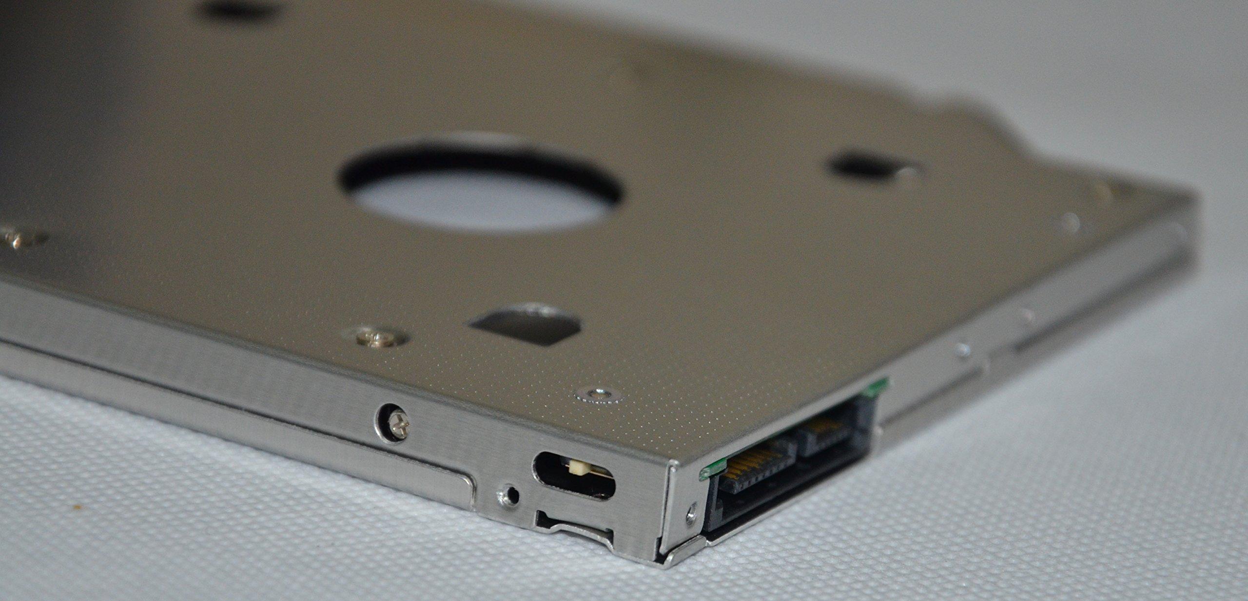 Deyoung 2nd HDD SSD Caddy Adapter for Dell Latitude E6420 E6520 E6320 E6430 E6530 E6330 by De Young (Image #3)
