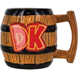 Paladone Donkey Kong Shaped Coffee Mug 10oz