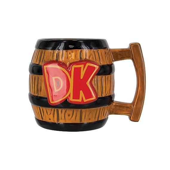 Paladone Donkey Kong Shaped Coffee Mug 10oz by Paladone