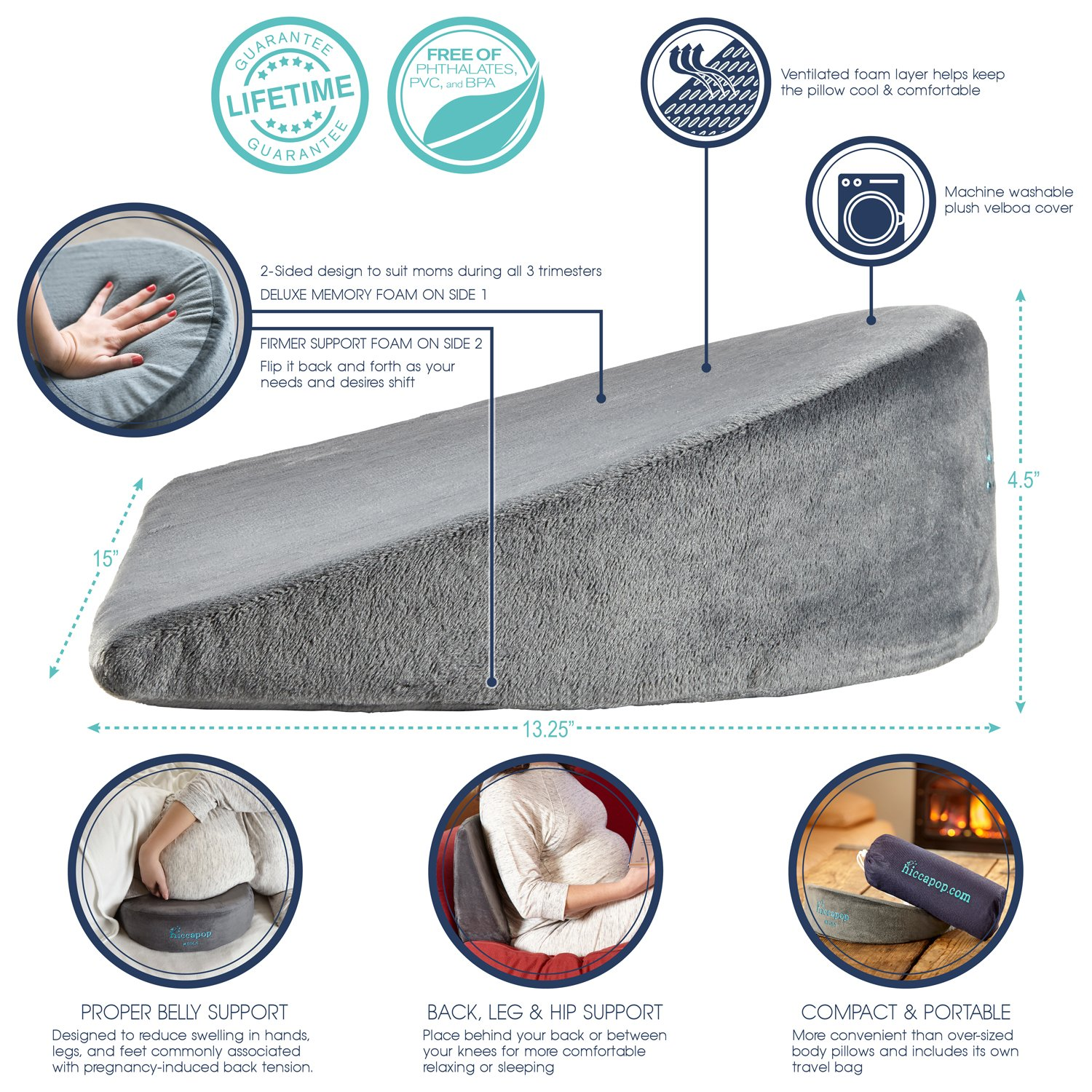 body memory best maternity use how the a dreamsweet pregnancy foam pillow to