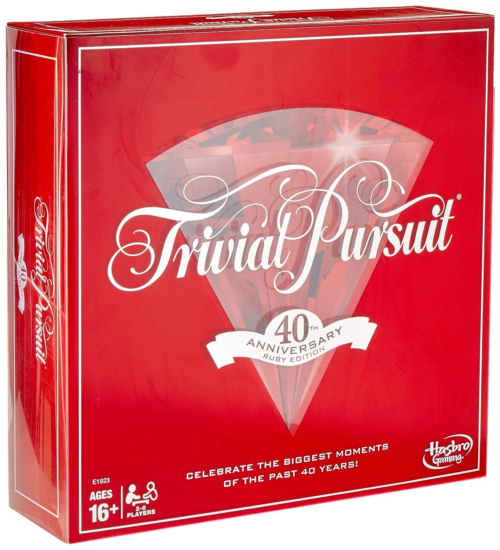 Amazon. Com: trivial pursuit volume ii master game a genus.