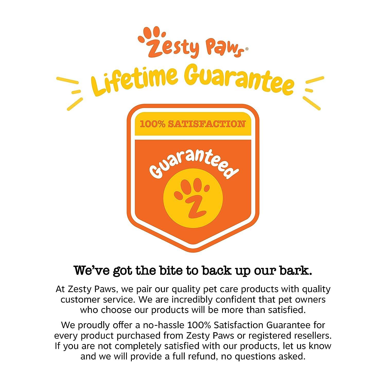 Amazon.com: Zesty Paws Suplemento de hígado para perros ...