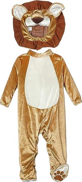 In Character Costumes - Disfraz de león infantil, talla M 12-18 ...