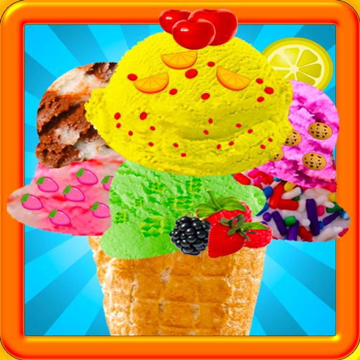 Ice Cream Yummy Frozen Maker (Burger Maker Delux)