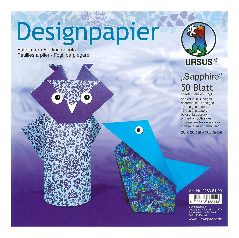 /Design Papier Ruby, Ursus/