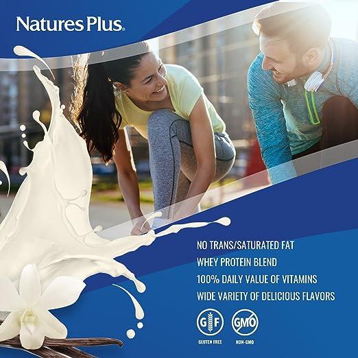 Amazon.com: Nature s Plus spirutein Vainilla Whey ...