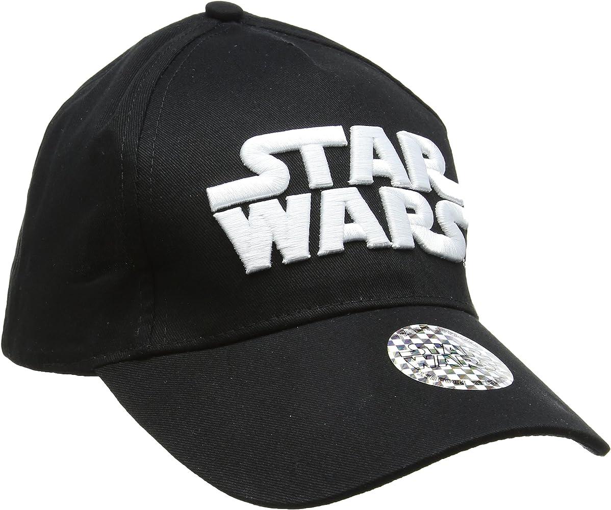 Marvel Star Wars, Gorra de béisbol para Hombre, Negro Black ...
