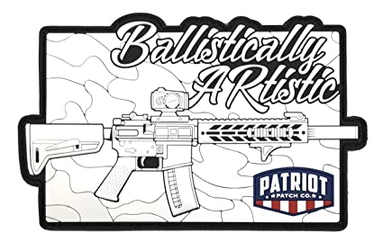 Amazon.com: Patriot Patch Co – Parche para colorear ...