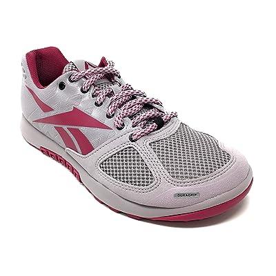 Reebok Womens Crossfit Nano 2.0 Training Shoe, Lavender Luck/Twisted Berry, 7.5 M US | Fitness & Cross-Training