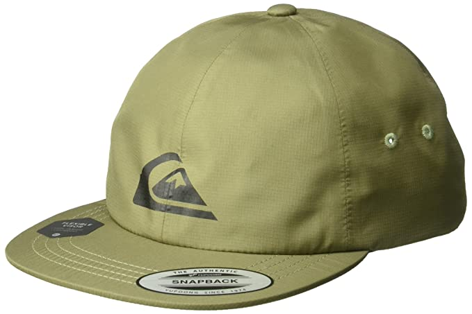 9d61dd4f1d6db3 Amazon.com: Quiksilver Men's CRUSHTIN Trucker HAT, Forest Night, 1SZ ...