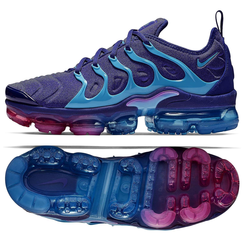 Nike Mens Air Vapormax Plus Regency 紫の/Light 青 Fury Mesh Basketball Shoes 10 M US