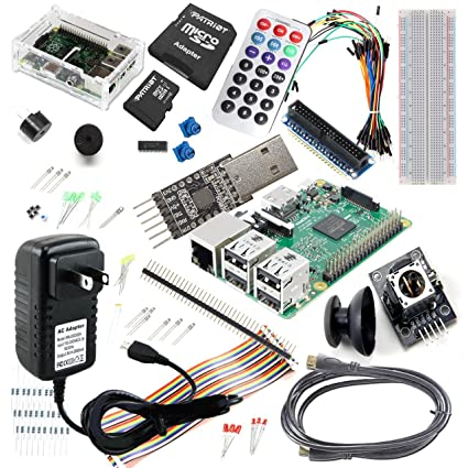 Demo Board Accessories Computer & Office Resistor Kit Starter Set Kit For Uno R3 Led Light Potentiometer Tact Switch 40 Pin Header Resistors For Raspberry Pi 3 Grade Products According To Quality