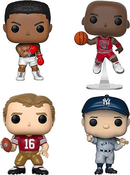 Amazon.com: Funko Pop. - Juego de coleccionistas de Sports ...