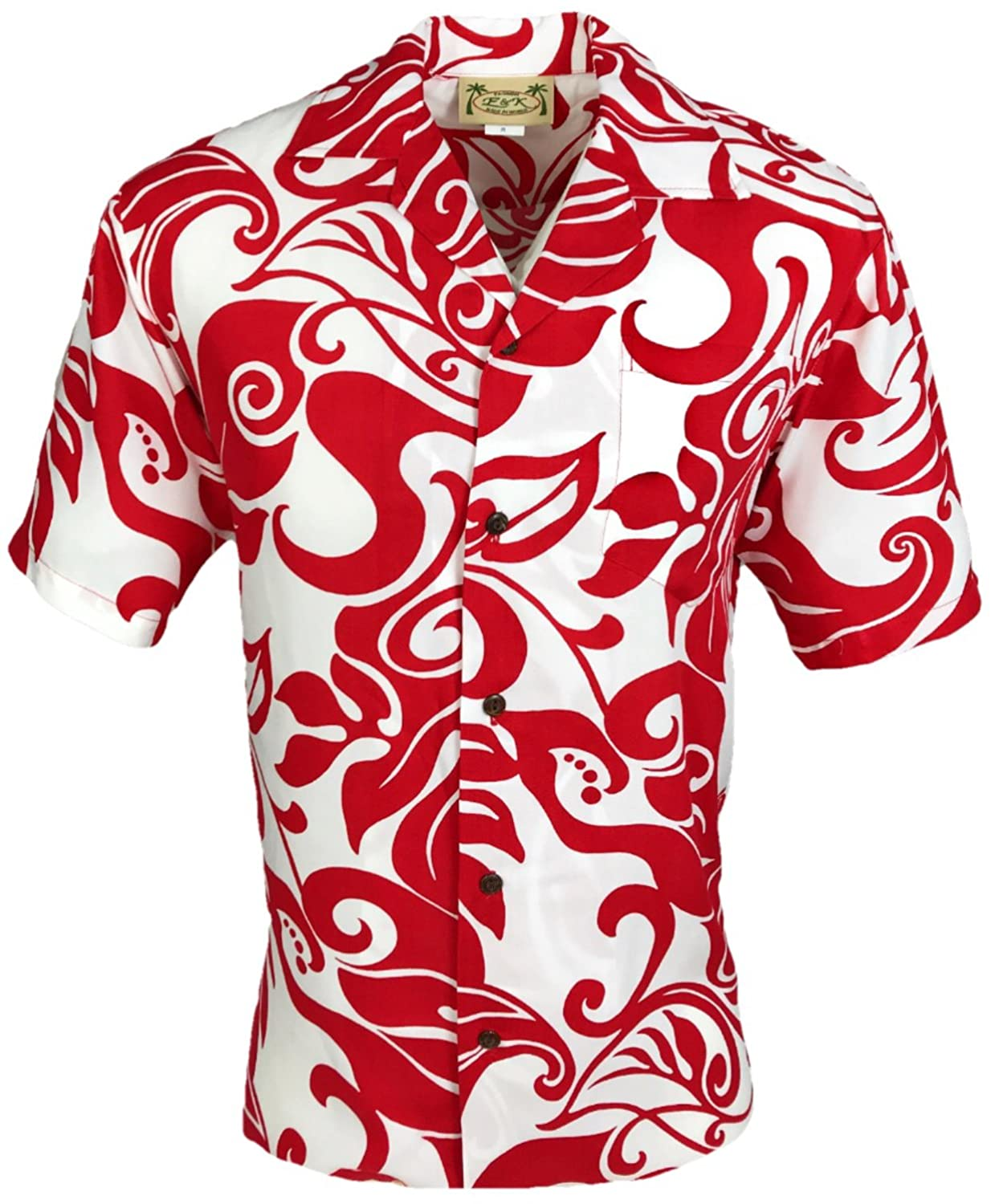 72d563b4 Stylish and Original Hawaiian Shirt Design looks great everywhere you go.  Lightweight, High Quality Fabric and Relaxed Fit will keep you cool and ...