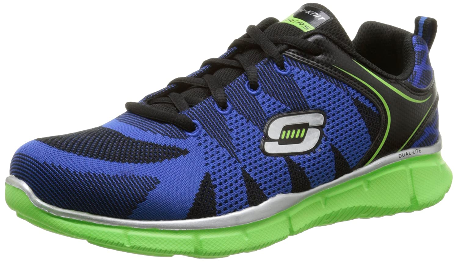 Skechers Boys' Equalizer Quick Reaction Sneaker