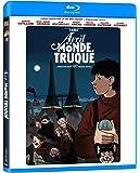 Avril et le monde truqué (April and the Extraordinary World) [Blu-ray] (Bilingual)