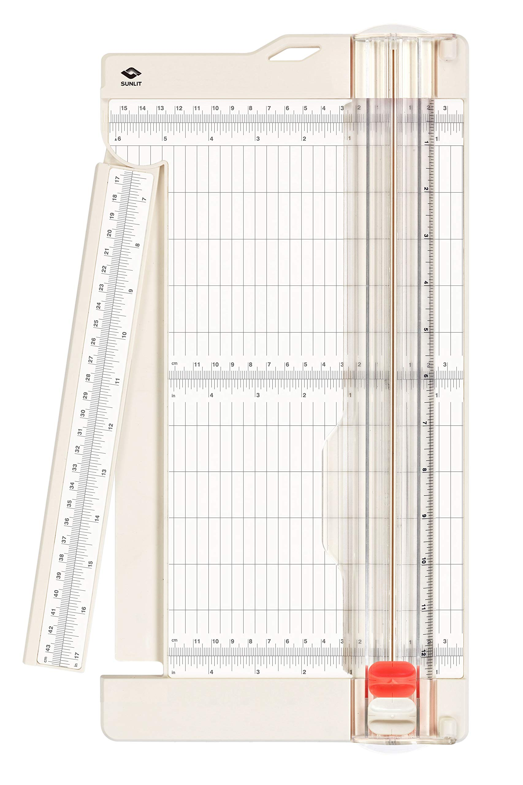 Bira Craft paper trimmer and scorer with swing-out arm, 6''X12'', for Coupon, Craft Paper and Photo by Bira Craft