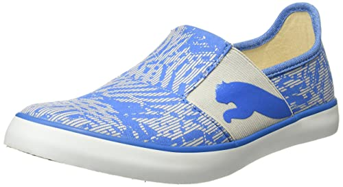 b5517c8871db Puma Unisex Lazy Slip On Graphic DP Sneakers  Buy Online at Low Prices in  India - Amazon.in