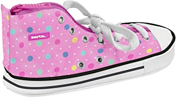 Safta Estuche Safta Dots Pink Oficial Escolar 240x70x120mm: Amazon.es: Equipaje