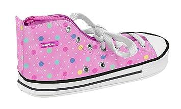Safta Estuche Safta Dots Pink Oficial Escolar 240x70x120mm ...