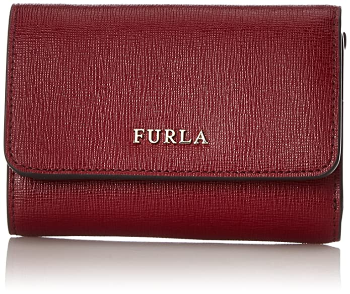 Furla - 922576, Carteras Mujer, Rojo (Ciliegia D), 1x8x10.5 ...