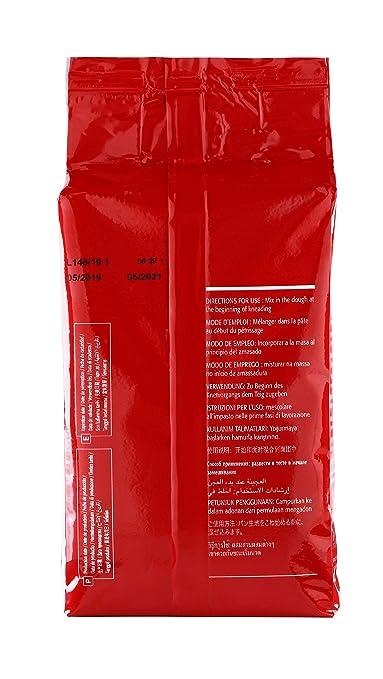 Lallemand Levadura seca - Paquete de 500 gramos de levadura ...