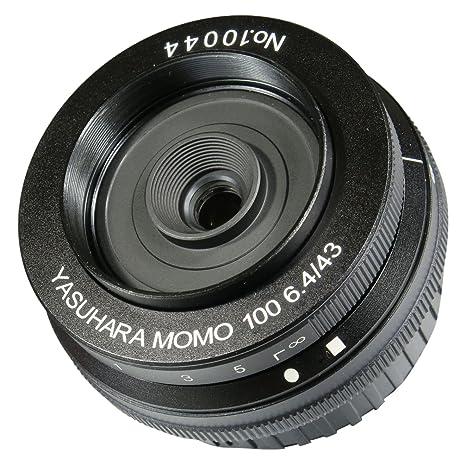 Yasuhara mo100nf 43 - 43 mm F/6,4 - 22 Fijo Prime Momo 100 Suave ...