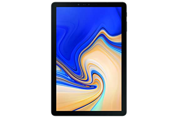 Samsung T835 Galaxy Tab S4 LTE Tablet-PC, 4GB RAM schwarz