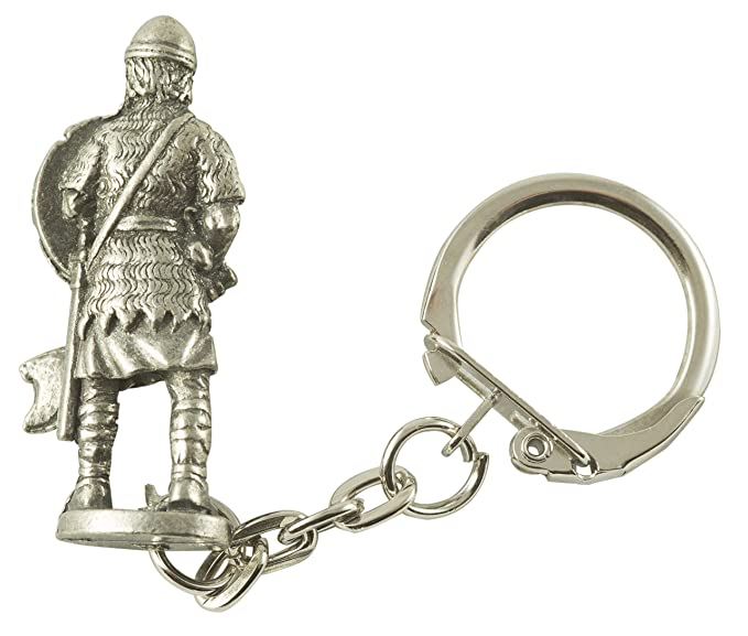 Amazon.com: Saxon Warrior Key Ring – Peltre: Office Products