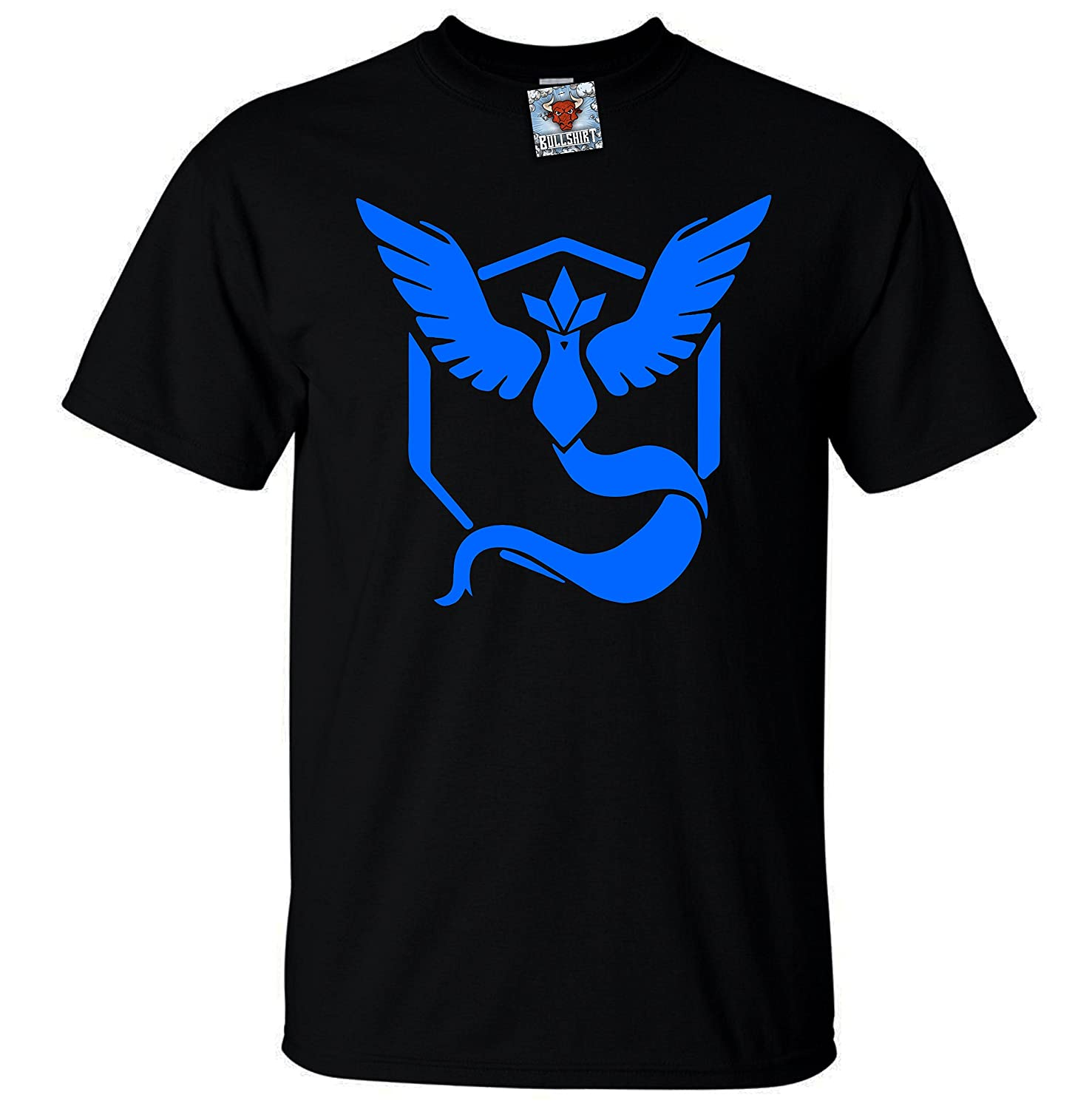 Bullshirt Men's Team Mystic T-Shirt
