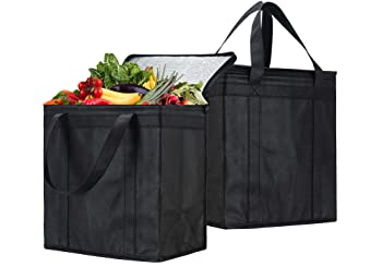 NZ Home Insulated Reusable Grocery Bag
