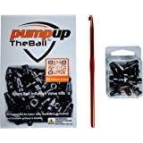 pumpuptheball Sport Ball Inflation Valve Kit (10 Replacement Valves) for Basketball, Soccer, Volleyball and Football