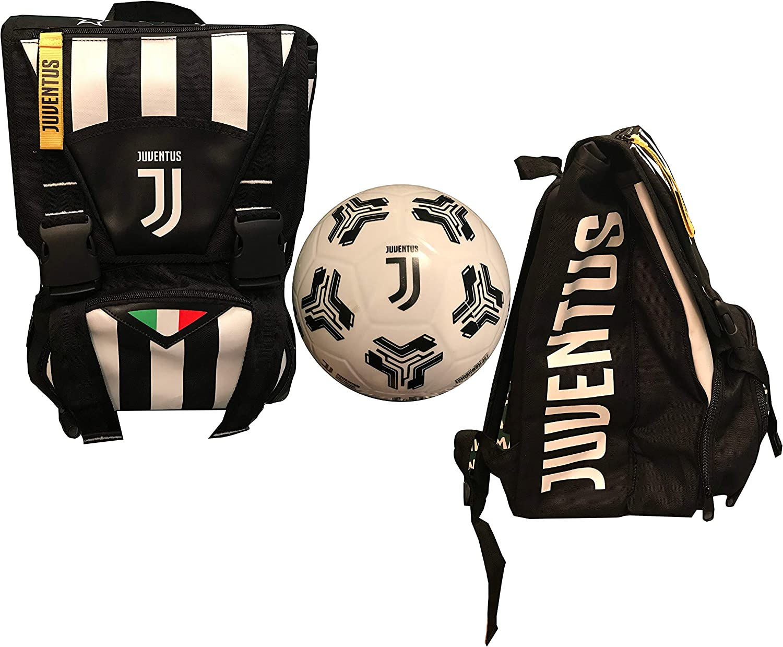 juve Mochila Colegio Oficial con balón Juventus F.C. 2018/2019 ...