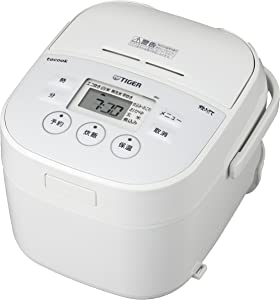 Tiger microcomputer rice cooker tacook JBU-A551-W JBU-A551-W