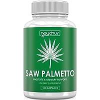 Saw Palmetto Prostate Supplements for Men Women - DHT Blocker Pills Prostate Health...