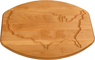 """product image for Catskill Craftsmen USA Cutting Board, 20"""" x 16"""" x 3/4"""""""
