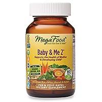 MegaFood, Baby & Me 2, prenatal vitamin with choline, iron, active form of folic...