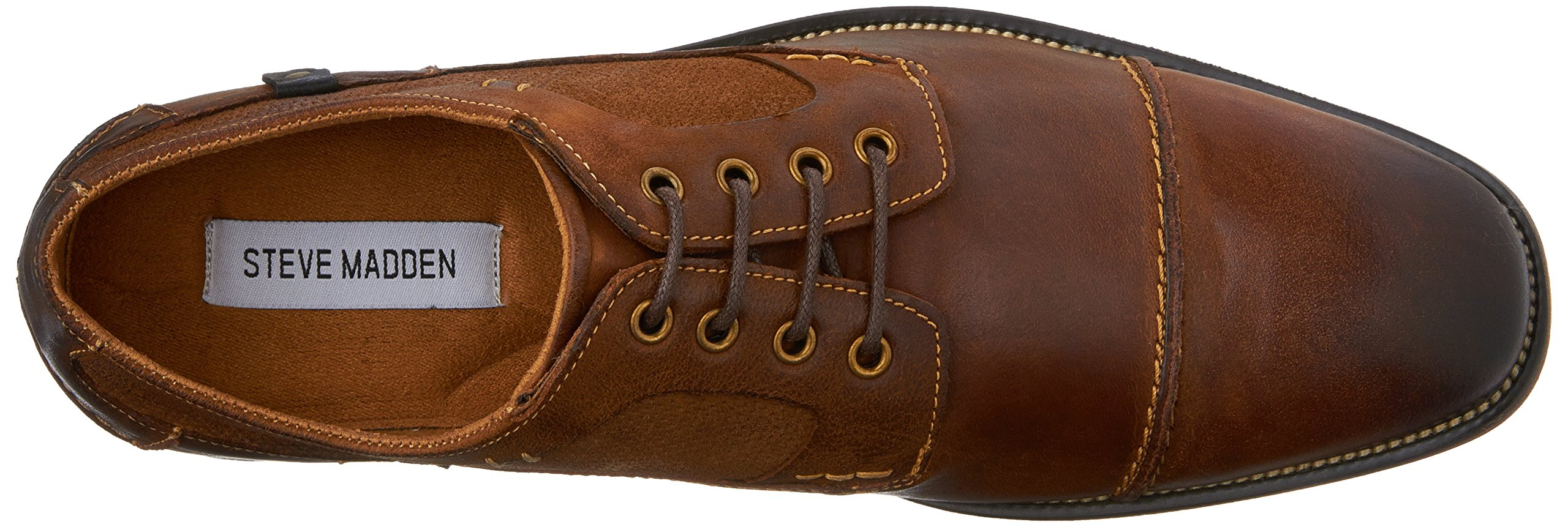 de66940c9c5 Steve Madden Men s Jagwar - SMJagwar   Oxfords   Clothing