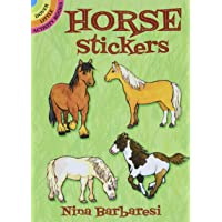 Horse Stickers (Dover Little Activity Books Stickers)
