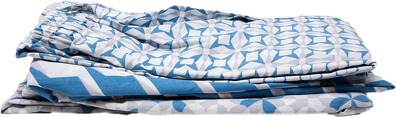 3 Pack Mens Lounge Pajama Sleep Shorts//Woven Jam Dorm Shorts Drawstring /& Pockets