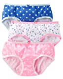 Amazon Price History for:Carter's Little Girls' 3 Pack Panties (Toddler/Kid) - Geo Prints