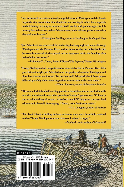 The Grand Idea: George Washington's Potomac And The Race To The West: Joel  Achenbach: 9780743263009: Amazon: Books