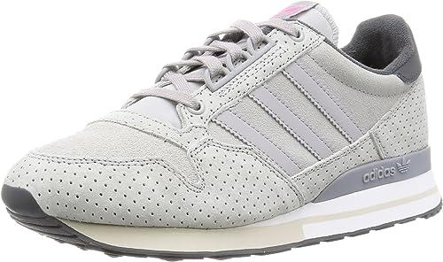 adidas ZX 500 OG W Originals Damen Women Sneaker Schuhe grau Wildleder S78943 NEU & OVP