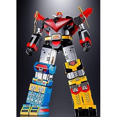 Space Emperor God Sigma GX-60R GX-60R God Sigma Soul of Chogokin Action Figure: Toys & Games