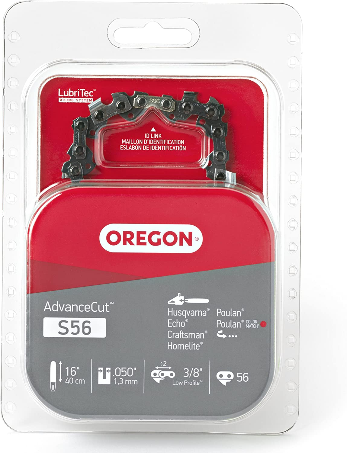 5. Oregon S56 Chainsaw Chain